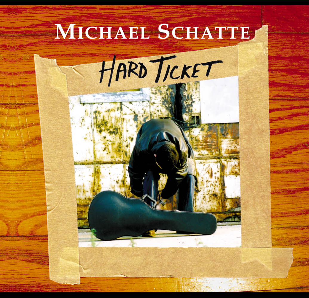 Hard Ticket Cover