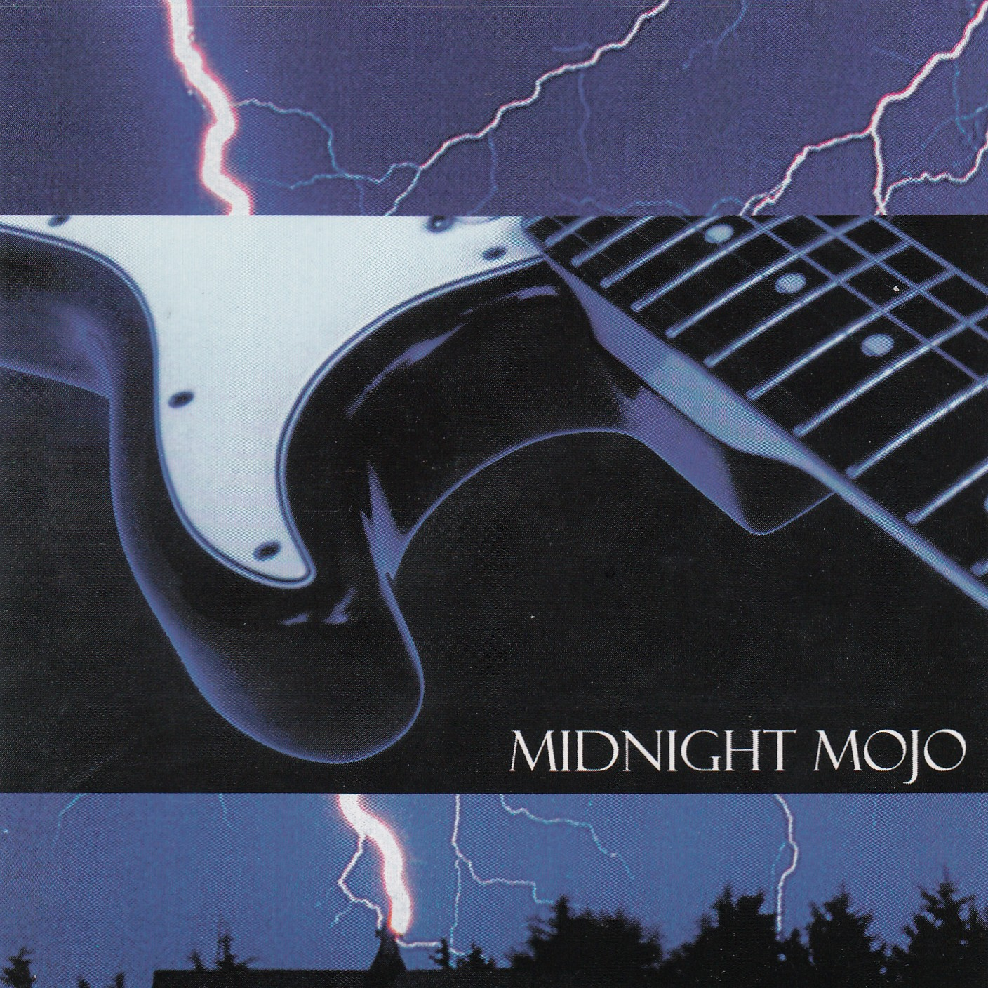 Midnight Mojo Cover