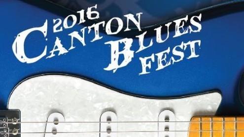 canton blues fest